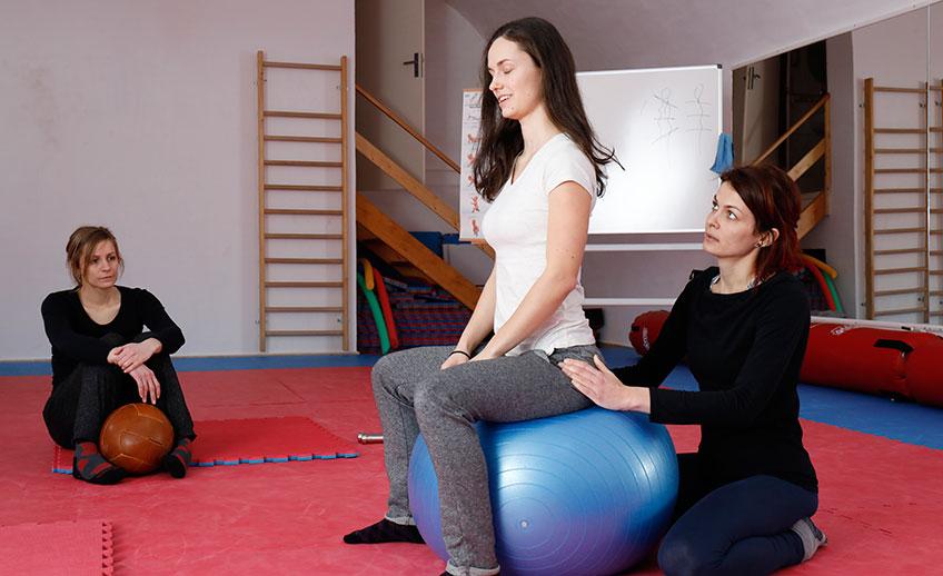 Helyes testtartás és mozgás iskolája