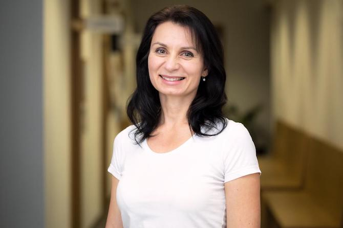 MUDr. Ingrid Štefanková